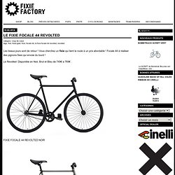 Le shop FIXIE FACTORY