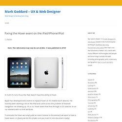 TouchStart() & TouchEnd() (function jquery)