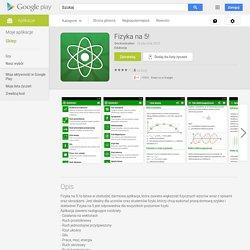 Fizyka na 5! – Aplikacje Android w Google Play