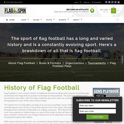Flag Football Plays