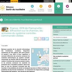EPR de Flamanville: Effraction sur le chantier, les armoires du système contrôle-commande ciblées