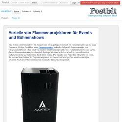 VORTEILE VON FLAMMENPROJEKTOREN FÜR EVENTS UND BÜHNENSHOWS
