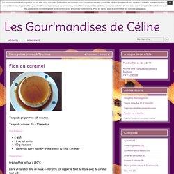 Les Gour'mandises de Céline