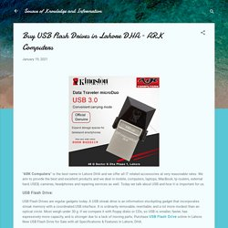 Buy USB Flash Drives in Lahore DHA – ARK Computers