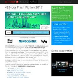 SCI-FI-LONDON 48 Hour Challenge