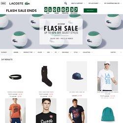 LACOSTE (Flash Sale)