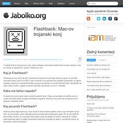 Flashback: Mac-ov trojanski konj - Jabolko.org