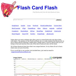 Flashcard Search