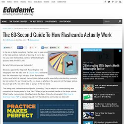 The 60-Second Guide To How Flashcards Actually Work