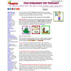 free printable flashcards, matching worksheets, printable bingo cards, printable games, activities, handouts and more