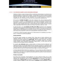 A la recherche du spatial au salon aéronautique du Bourget