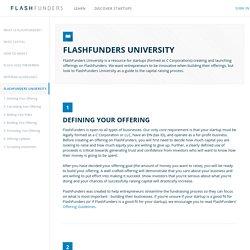 FlashFunders