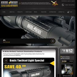 POLICE FLASHLIGHTS PERSONAL PROTECTION TACTICAL FLASHLIGHTS : SELF DEFENSE LED FLASHLIGHTS