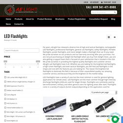 Best Led Flashlights Online Shopping