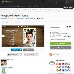 Flipbook Support Pdf - Codecanyon