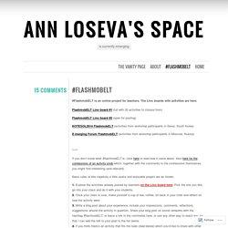 Ann Loseva's Space