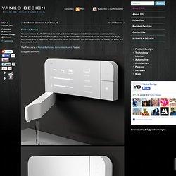 Flat-Fold Faucet Design by Min Kong