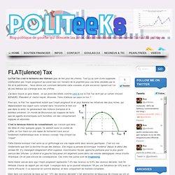 FLAT(ulence) Tax