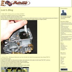 Blog Flat4ever - Loic's Blog - VW Coccinelle Cox Combi Bus Buggy Karmann Ghia