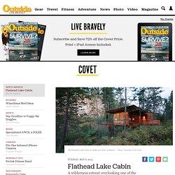 Flathead Lake Cabin