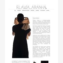 Flavia Aranha Biografia
