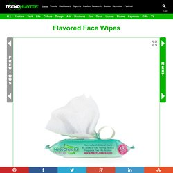 Flavored Face Wipes : Face Wipes for Kids