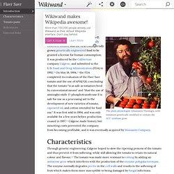 Flavr Savr - Wikiwand