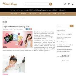 Steps to Flawless-Looking Skin