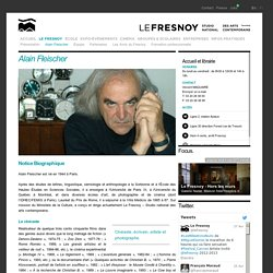 Le Fresnoy - Studio national des arts contemporains