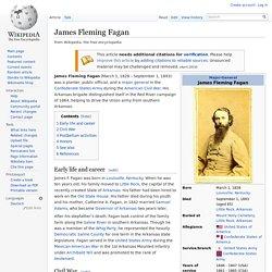 James Fleming Fagan