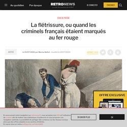 La flétrissure, ou quand les criminels français étaient marqués au fer rouge