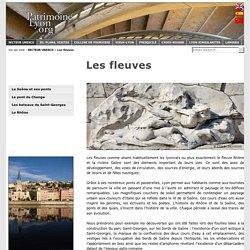 Les fleuves : Lyon patrimoine Unesco, découvrez les fleuves de Lyon