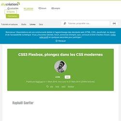 CSS3 Flexbox, plongez dans les CSS modernes - Alsacreations