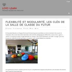 Flexibilité et modularité, les clés de la salle de classe du futur