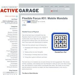 31: Mobile Mandala