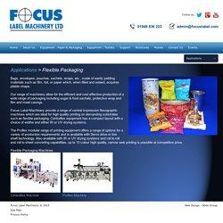 Flexible Packaging - Focus Label
