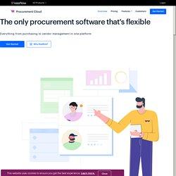 Procurement Cloud Software
