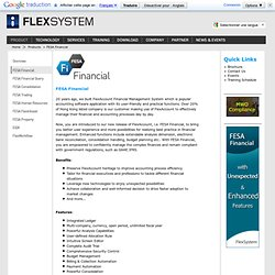 Official Website of FlexSystem/FlexAccount