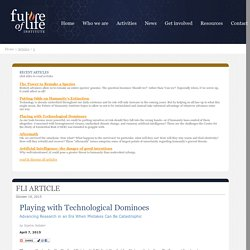 FLI - Future of Life Institute