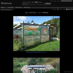 Most interesting photos tagged with earthship