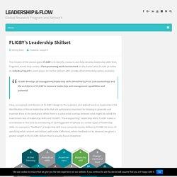 FLIGBY's Leadership Skillset