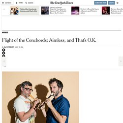 Flight of the Conchords: Aimless, and That's O.K.