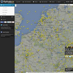 Live flight tracker!