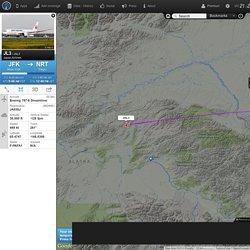 Flightradar24.com - Live flight tracker!