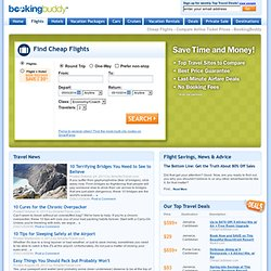 Cheap Flights - Compare Airline Ticket Prices - BookingBuddy