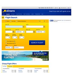 Select flights - eDreams