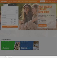 Book cheap flights and find last minute flight deals – easyJet.com
