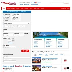 Cheap Flights, Airline Tickets, Airfare, Hotels, Vacations, Rent