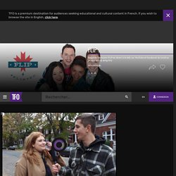 FLIP : Vox pop : C'est quoi un Franco-Ontarien? - Video TFO
