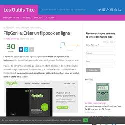 FlipGorilla. Créer un flipbook en ligne